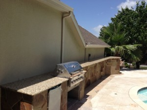 DFW Outdoor Kitchen Contractors