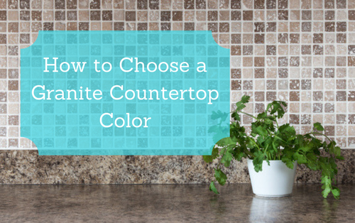 How To Choose A Granite Countertop Color