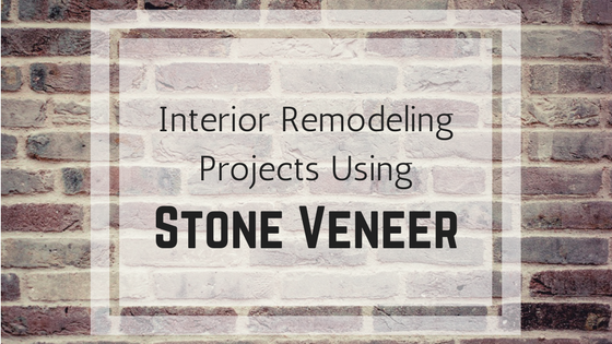 Interior Remodeling Projects Using